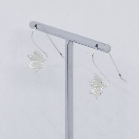 Narcissus Flower Hook Earrings
