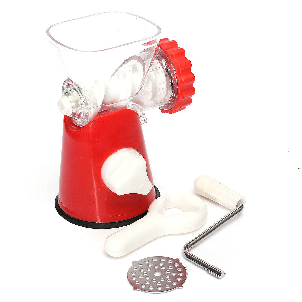 Kitchen Meat Mincer Beef Grinder Chopper Sausage Mince Maker Hand Help Operated