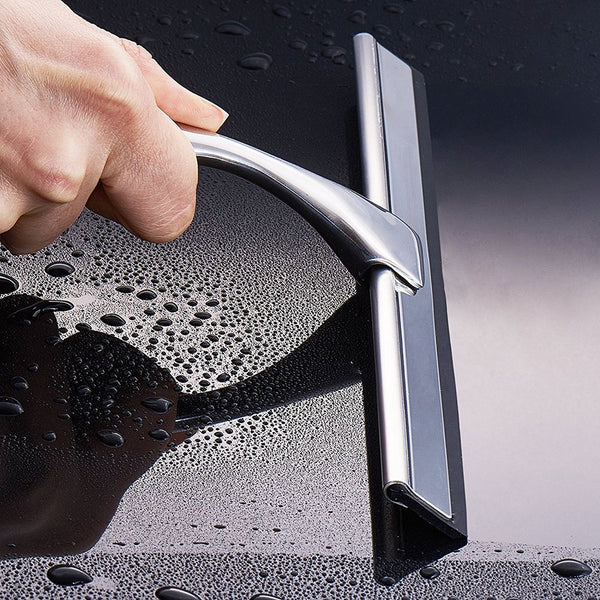 Glass Wiper Blade Window Cleaner Shower Car Glass Drying Clean Wash Glass Door Desktop Cleaning Products