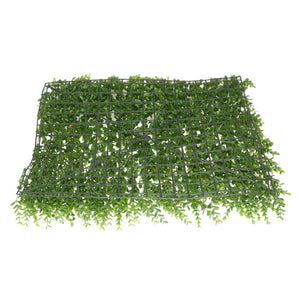 60x40cm Artificial Meadow Artificial Grass Wall Panel for Wedding or Home Decorations