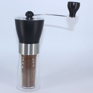 Manual Ceramic Coffee Grinder Washable ABS Ceramic core Stainless Steel Home Kitchen Mini Manual Hand Coffee Grinder