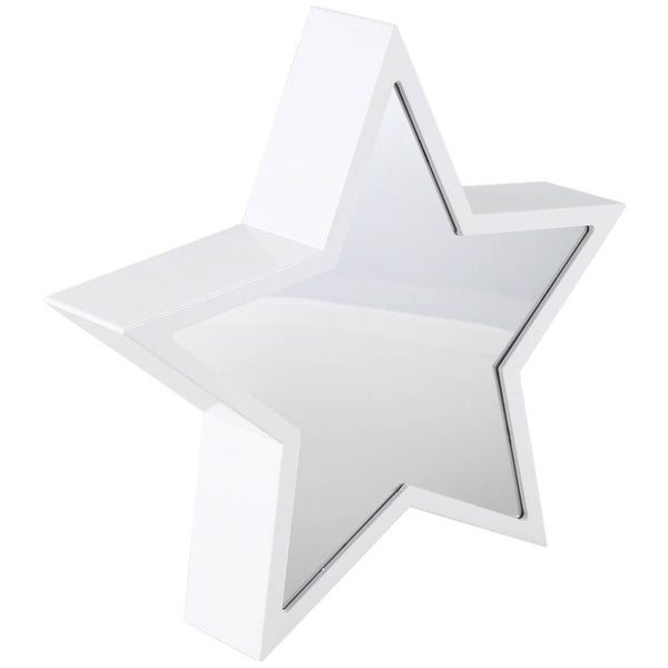New 3D Creative Stars Cute Night Light Led Decor Lamp Novelty Mirror For Kids Baby Good Gift Decoration