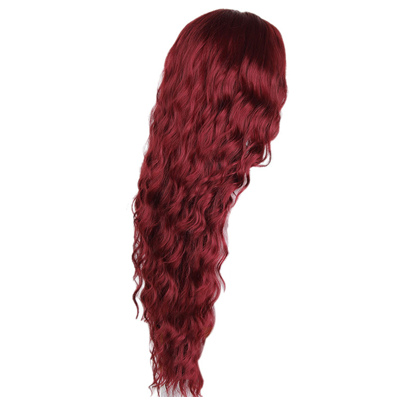 Wig Synthetic Hair Long Wigs For Women