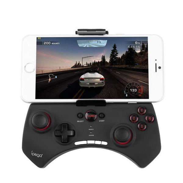 Ipega Pg-9025 Bluetooth Wireless Game Controller Gamepad Joystick For Samsung Galaxy S8/S8+/S9/S9+/Xiaomi 6/Huawei Android Phone