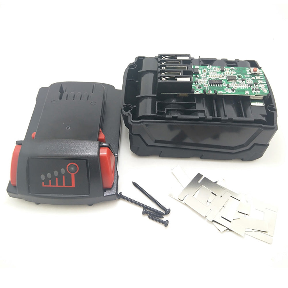 M18B Li-Ion Battery Plastic Case Charging Protection Circuit Board For Milwaukee 18V M18 48-11-1815 3Ah 4Ah 5Ah PCB Board Shell