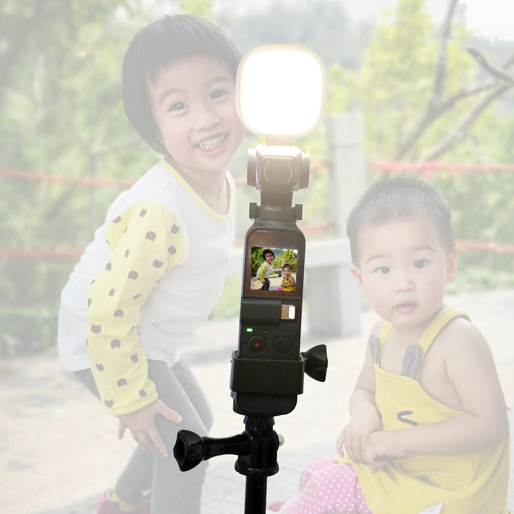 Dimmable Led Studio Camera Ring Light Photo Phone Video Light Lamp With Selfie Stick Ring Fill Light For Osmo Pocket
