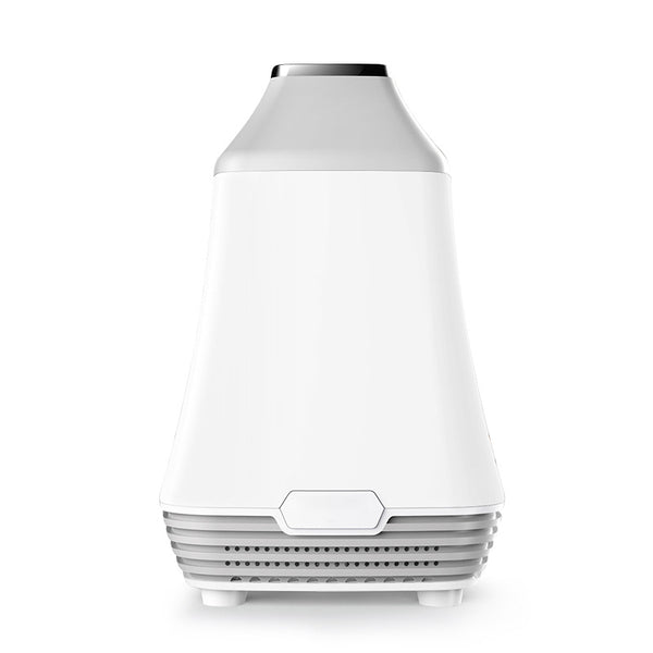 Ultrasonic Aroma Diffusers Air Humidifiers Bluetooth Speaker Led Night Light Aromatherapy Machine For Home Office Gray