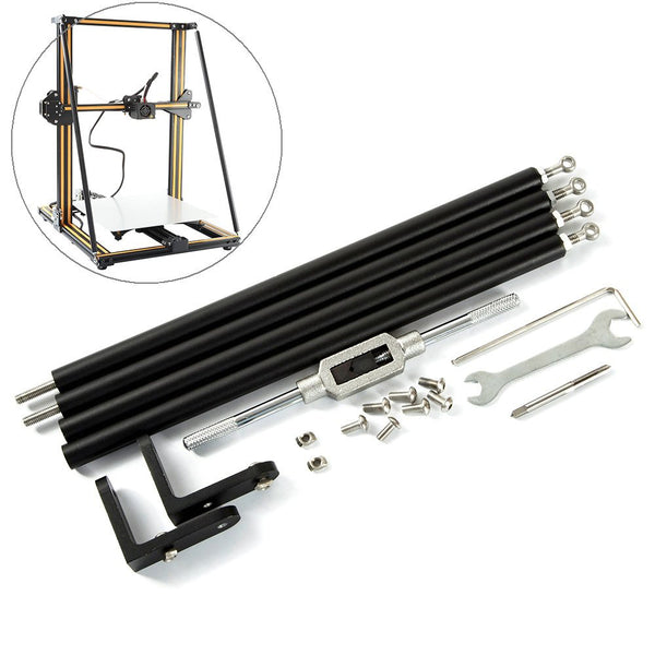 Creality Supporting Rod Kits Upgrade Part For Cr-10 Cr-10S 3D Printer Upgrade Supporting Rod Set