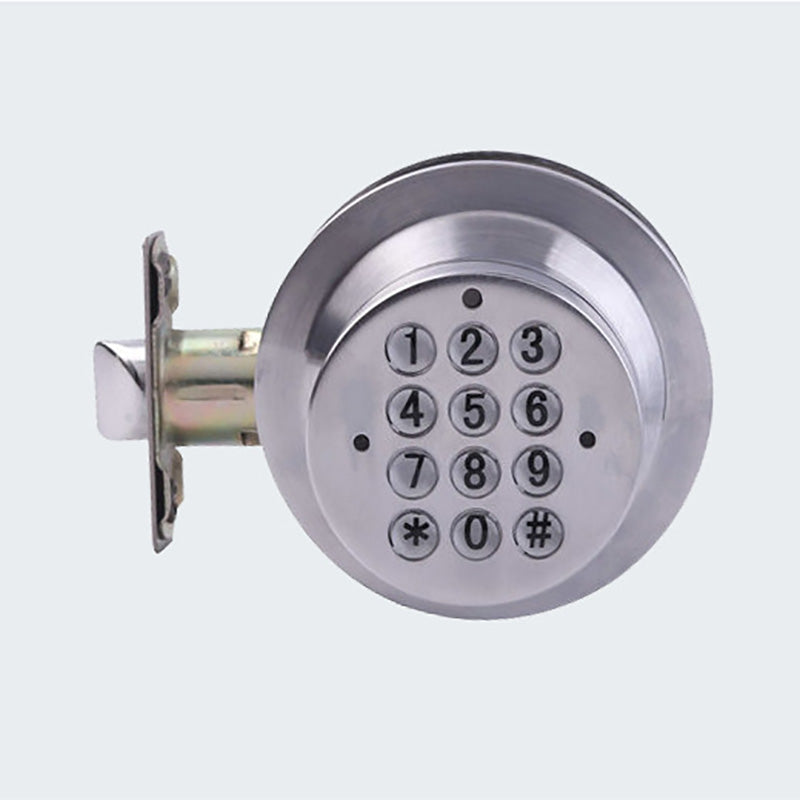 Electronic Door Lock Password Password Keyless Entry Knob Door Lock From Home Office Security Set 30-60Mm Door Thickness