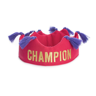 Champion Crown Red