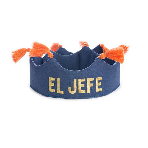 El Jefe Crown Navy