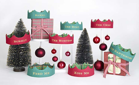 Christmas The Hostess Party Crown