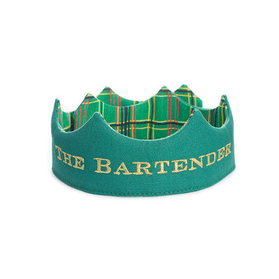 Christmas The Bartender Party Crown