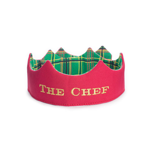Christmas The Chef Party Crown