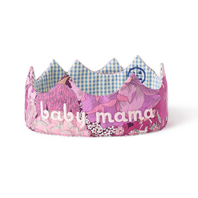 Baby Mama Reversible Crown V2 - Print