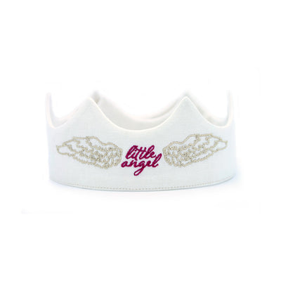 Toddler crown - Little Angel
