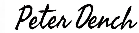 Peter Dench signature