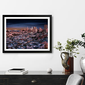 """Looking Back From North Beach"" - Photographic Print by Bobby Lee"