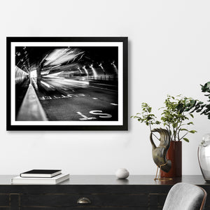 """Stockton Street Tunnel Municipal Bus"" - Photographic Print by Bobby Lee"