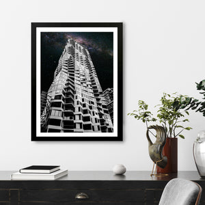 """Mira Tower"" - Photographic Print by Bobby Lee"