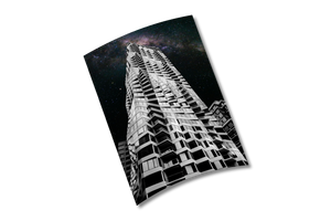 """Mira Tower"" - 6x8"" Print by Bobby Lee"