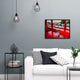 """Ketchup & HP"" - Gallery Wrapped Canvas by Peter Dench"