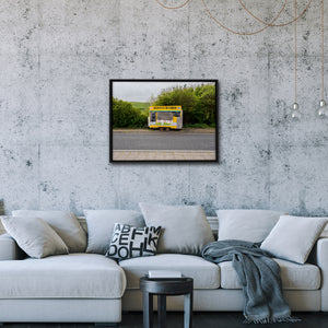 """Welcome To The Border"" - Gallery Wrapped Canvas by Peter Dench"