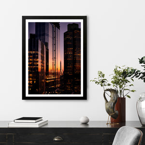 """Highrise"" - Photographic Print by Ron Timehin"
