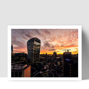 """Walkie Talkie"" - Photographic Print by Ron Timehin"