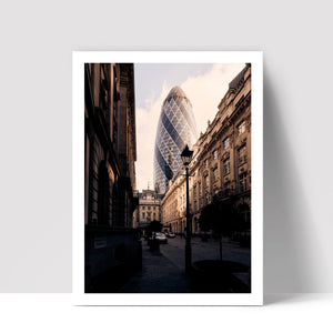 """St Helen's Place"" - Photographic Print by Ron Timehin"