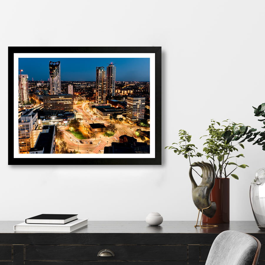 """Elephant & Castle"" - Photographic Print by Ron Timehin"