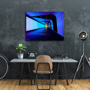 """King's Cross"" - Gallery Wrapped Canvas by Ron Timehin"