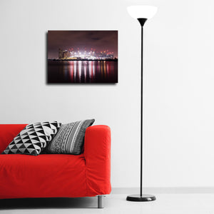"""The O2"" - Gallery Wrapped Canvas by Ron Timehin"