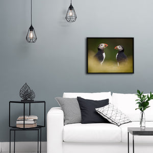 """A Pair"" - Gallery Wrapped Canvas by Tesni Ward"