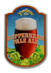 Copperhead Pale Ale Tacker