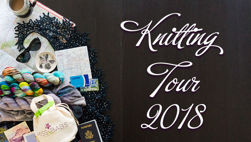 2018 Knitting Tour Details