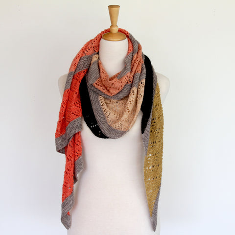 Scarves and Rectangular Wraps