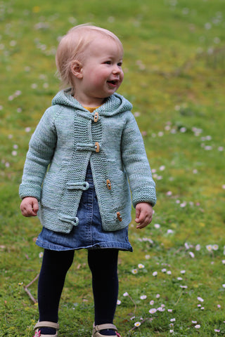 Short Row Knits Blog Tour Zapote Jacket And German Short Rows