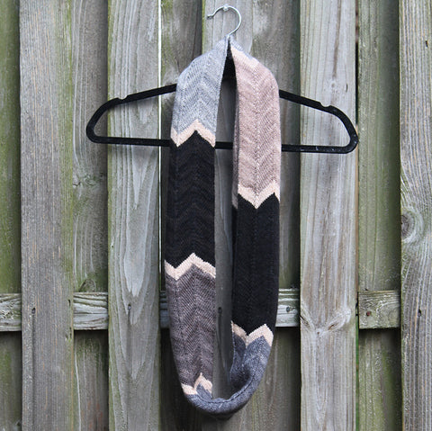 Poly cowl hanging
