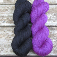Obsidian and Violaceous Keira
