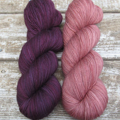 Plum and Dark Adobe Keira