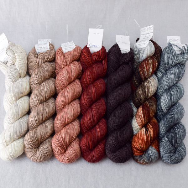 Persian Carpet - Miss Babs Yummy 2-Ply Fade Set