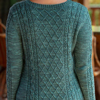 Tracery Pullover