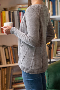 Cable Stayed Cardigan