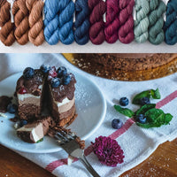 Decadence - Great British Baking Shawl Set