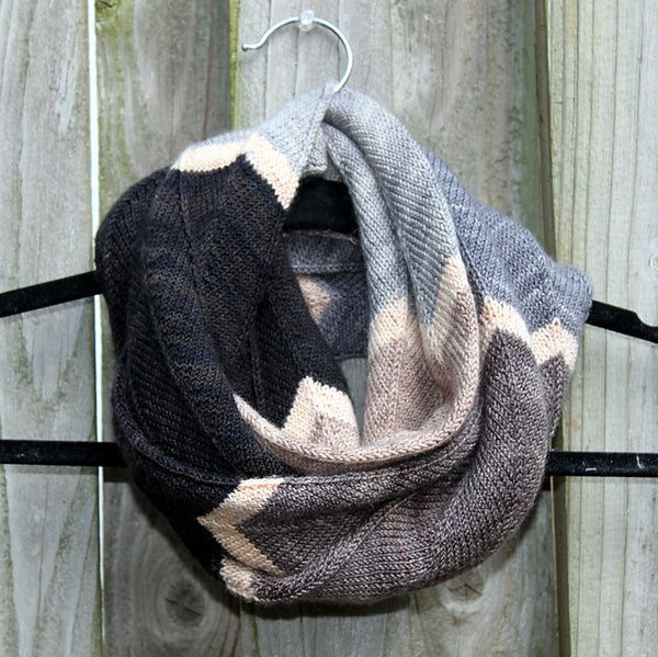 Poly Chevron Cowl