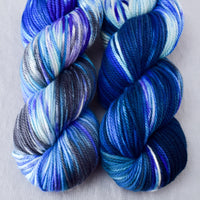 Across the Universe - Miss Babs K2 yarn