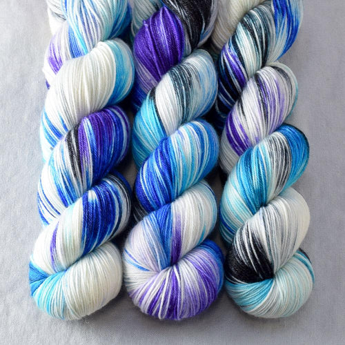 Across the Universe - Miss Babs Tarte yarn