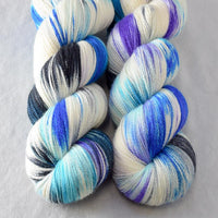 Across the Universe - Miss Babs Yearning yarn