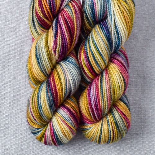 Almost Paradise - Miss Babs 2-Ply Toes yarn